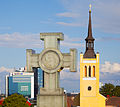 Columna de la Victoria de la Guerra de la Independencia, Tallinn, Estonia, 2012-08-05, DD 09.JPG