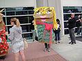 Comic-Con 2010 - Fandango paperbag costume (4878073993).jpg