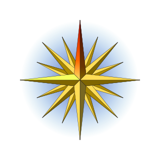 Compass Rose nolabels.svg