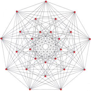 Hessian polyhedron - Image: Complex polyhedron 3 3 3 3 3