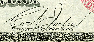 Treasurer of the United States