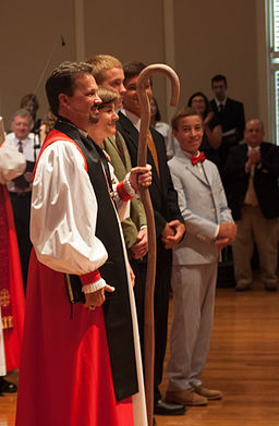 Consecration of the Rt. Rev'd Stephen D. Wood, first Bishop of the Diocese of the Carolinas.