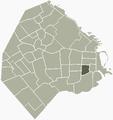 Constitucion-Buenos Aires map.png