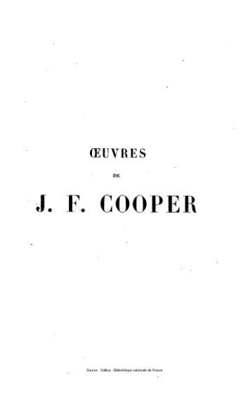 File:Cooper - Œuvres complètes, éd Gosselin, tome 11, 1839.djvu