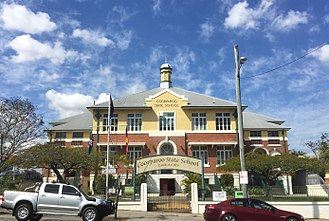 Coorparoo, Queensland - Coorparoo Primary School