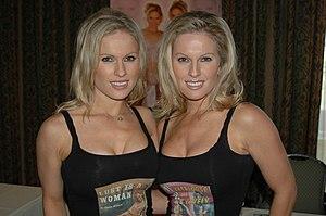 Klimaszewski Twins - The Klimaszewski Twins at the 2004 Glamourcon in LA