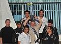 Corinthians at Palácio da Alvorada 2009-07-02 2.jpg