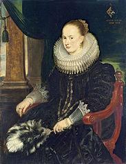 Portrait of Antonia Canis