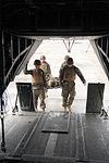 Corpsmen practice flight casualty evacuation drills 131107-M-GE767-762.jpg