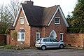 Cottage beside the church, Offchurch - geograph.org.uk - 1579333.jpg