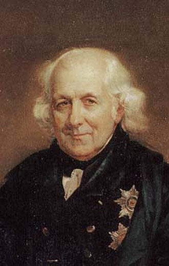 Free Economic Society - Nikolay Mordvinov was the Society's president between 1823 and 1840.