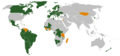 Countries party to the Agreement on the Privileges and Immunities of the International Criminal Court.png