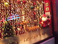 Coventry Street, London - Aberdeen Steak Houses - Christmas decorations (6438776533).jpg