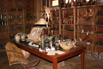 Bamessing - Image: Craft work in Bamessing