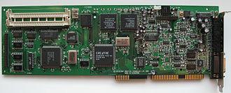 Sound Blaster AWE32 - Sound Blaster AWE32 (CT3990)