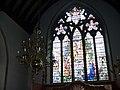 Cricklade Parish Church, East Window - geograph.org.uk - 1421252.jpg