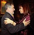Cristina Fernández se reúne con Mario Das Neves por la erupción del Chaitén 01.jpg
