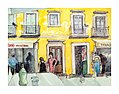 Croquis aquarellé- Faro - Portugal (10114600514).jpg