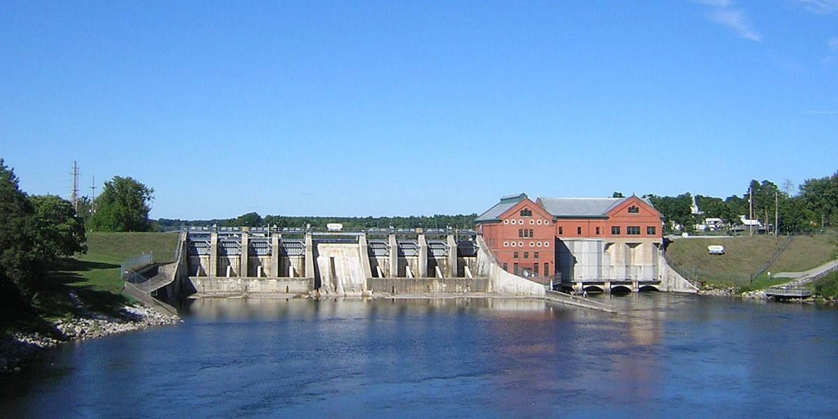 Croton Dam (Michigan) - Wikipedia