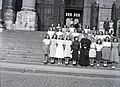 Csoportkép, 1947. Fortepan 105109.jpg
