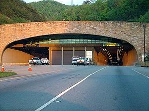 Middlesboro, Kentucky - Cumberland Gap Tunnel