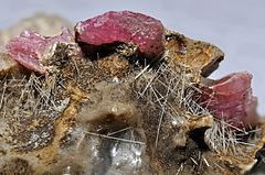 Cummingtonite, rhodonite 1.jpg