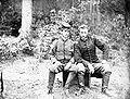 Custer 2LT Geo A withLT James B Washington Fair Oaks June 1862.jpg