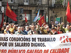 Día do traballo. Santiago de Compostela 2009 78.jpg
