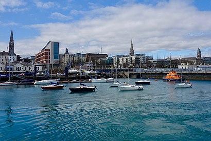 Comment aller à Dún Laoghaire en transport en commun - A propos de cet endroit