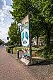 Dülmen, Charleville-Mézières-Platz, Berliner Mauer -- 2019 -- 7463.jpg