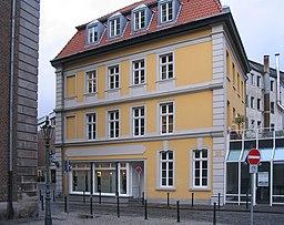 Düsseldorf, Schulstraße (Hafenstraße 1) (2012) (1)