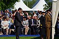 D-Day Commemoration in Bayeux Cemetery, 6 June 2014 n°5.jpg