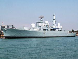D23 HMS Bristol, Portsmouth, UK.JPG
