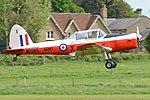 DHC-1 Chipmunk 22 'WB565 - X' (G-PVET) (32804961542).jpg
