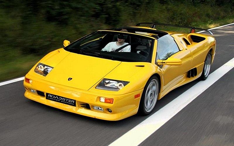 Lamborghini Concept Coloring Page