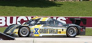 Ryan Dalziel - Image: DP8 Ryan Dalziel Mike Forest 2011 Road America