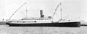 SS Sanct Svithun - Image: DS Sanct Svithun