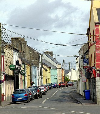 Dunmore, County Galway - Castle Street