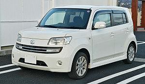 Toyota bB - Daihatsu Coo