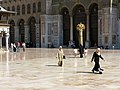Damascus, Syria, The Umayyad Mosque, The Courtyard, Islamic Art.jpg