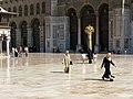 Damascus, Syria, The Umayyad Mosque, The Courtyard, Islamic Art.jpg
