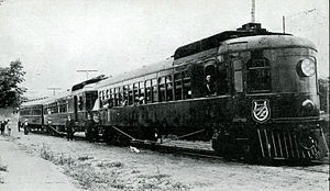 Dan Patch - A Dan Patch Railway train, circa 1915.