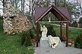 Danków fragment drogi krzyżowej przy kościele św. Stanisława 30.04.11 p.jpg