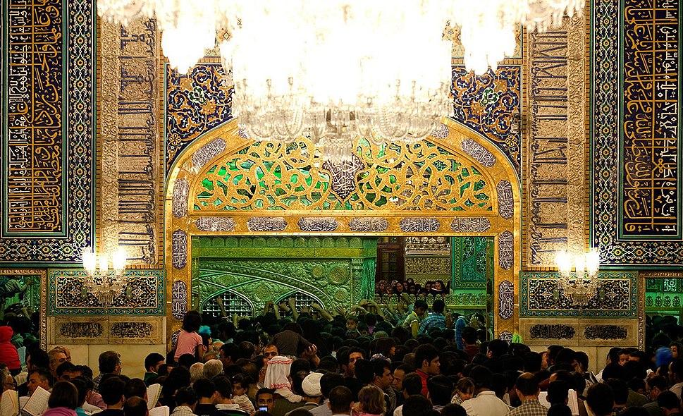 Dar ul-Hifaz - Holy Shrine of Ali al-Riha - Mashhad-Iran