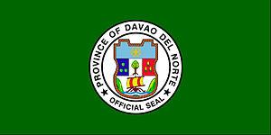 Davao (province) - Image: Davao del Norte flag