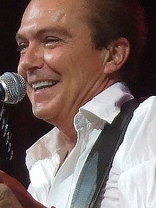 L'actor, cantaire, guitarrista, compositor y productor cinematografico estatounitense David Cassidy, en una imachen de 2007.