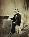 David Livingstone. Photograph. Wellcome V0026728.jpg