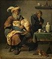 David Teniers (II) - The dentist.jpg