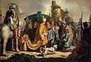 David con la cabeza de Goliat delante de Saúl, por Rembrandt.jpg