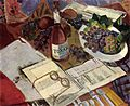 Ddekovits Still Life with Tokaji 1929.jpg